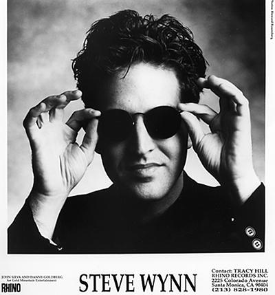 Steve Wynn Promo Print  : 8x10 RC Print