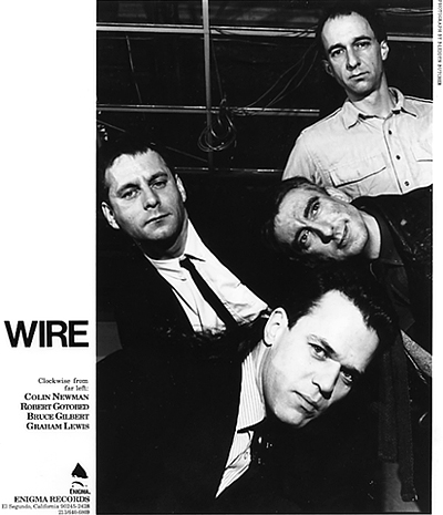 Wire Promo Print  : 8x10 RC Print