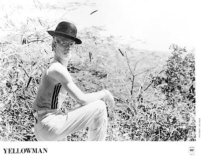 Yellowman Promo Print  : 8x10 RC Print