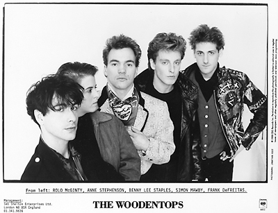 The Woodentops Promo Print  : 8x10 RC Print