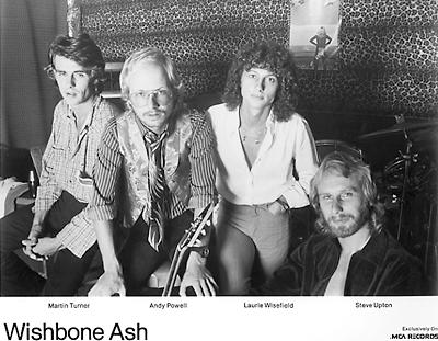 Wishbone Ash Promo Print  : 8x10 RC Print