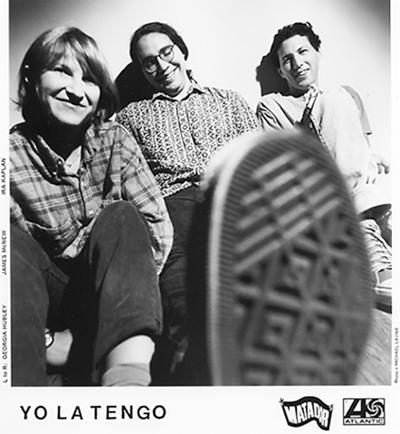 Yo La Tengo Promo Print  : 8x10 RC Print