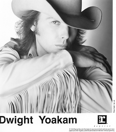 Dwight Yoakam Promo Print  : 8x10 RC Print