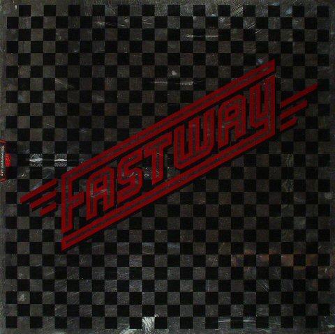 "Fastway Poster  : 24"" x 24 1/4"""