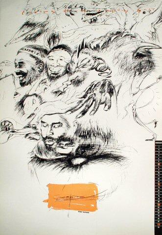 "Bobby McFerrin Poster from Illuverlag Gallery : 27"" x 39"""