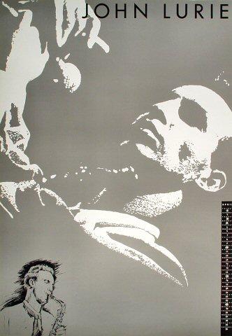 "John Lurie Poster from Illuverlag Gallery : 27"" x 39"""