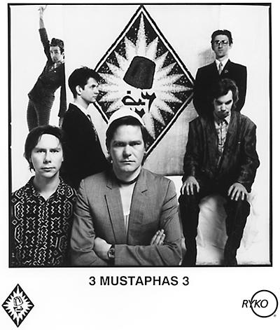 3 Mustaphas 3 Promo Print  : 8x10 RC Print