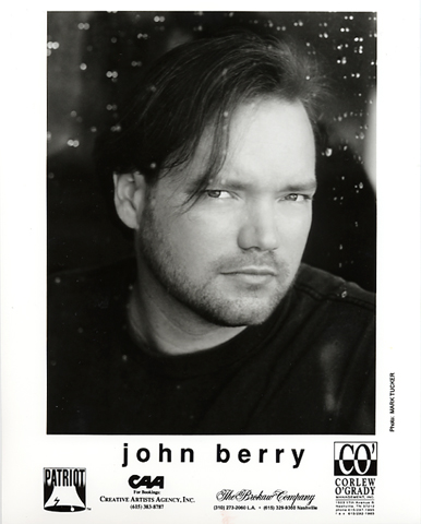 John Berry Promo Print  : 8x10 RC Print