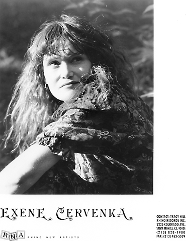 Exene Cervenka Promo Print  : 8x10 RC Print