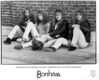 Bonham Promo Print  : 8x10 RC Print