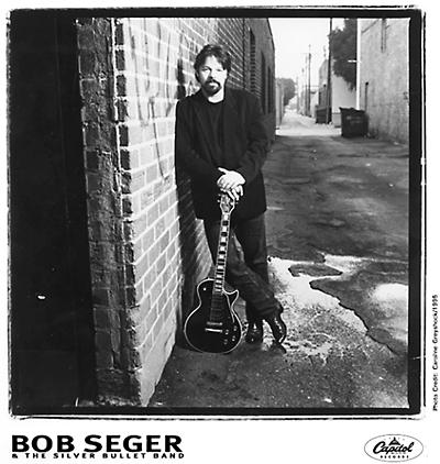 Bob Seger Promo Print  : 8x10 RC Print