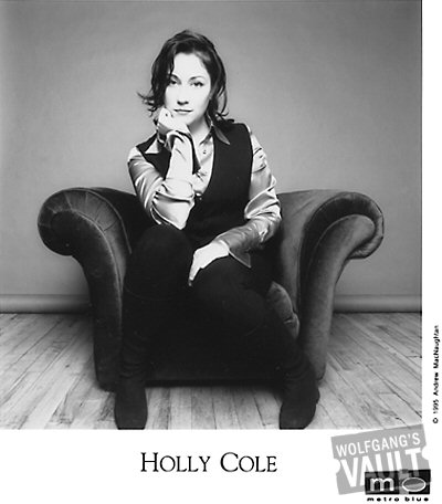 Holly Cole Promo Print  : 8x10 RC Print