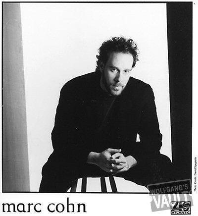 Marc Cohn Promo Print  : 8x10 RC Print