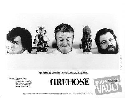 fIREHOSE Promo Print  : 8x10 RC Print