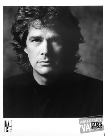 David Foster Promo Print  : 8x10 RC Print