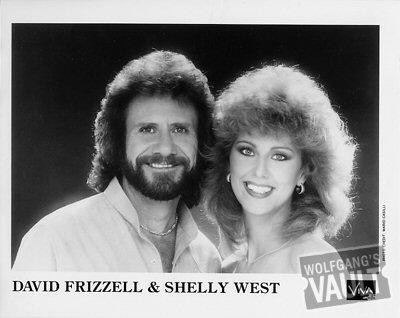 David Frizzell Promo Print  : 8x10 RC Print
