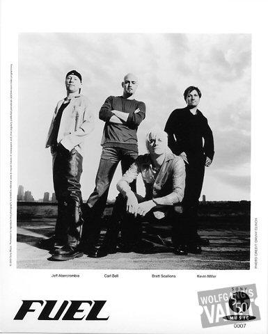 Fuel Promo Print  : 8x10 RC Print