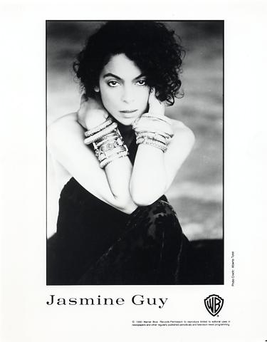 Jasmine Guy Promo Print  : 8x10 RC Print