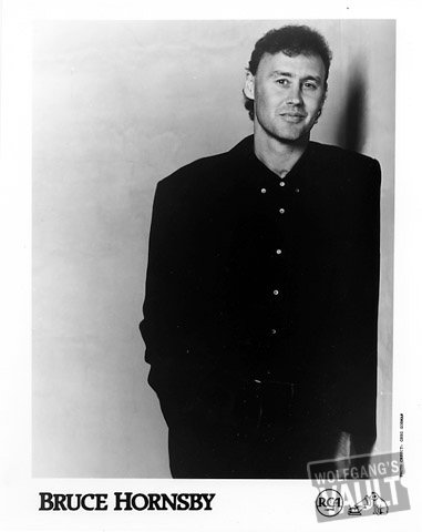 Bruce Hornsby Promo Print  : 8x10 RC Print