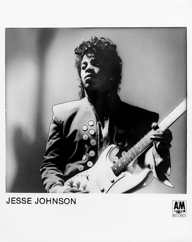 Jesse Johnson Promo Print  : 8x10 RC Print
