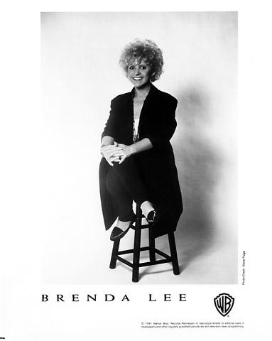 Brenda Lee Promo Print  : 8x10 RC Print