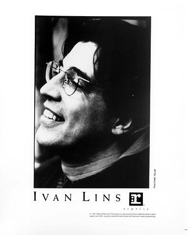 Ivan Lins Promo Print  : 8x10 RC Print
