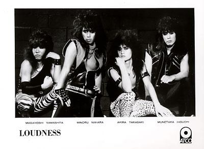 Loudness Promo Print  : 5x7 RC Print