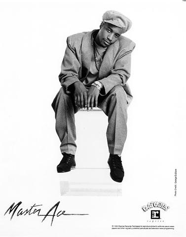 Masta Ace Promo Print  : 8x10 RC Print