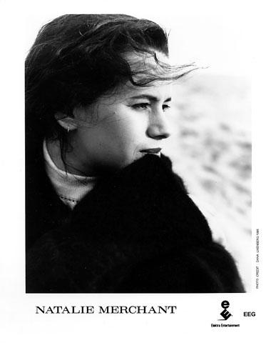 Natalie Merchant Promo Print  : 8x10 RC Print