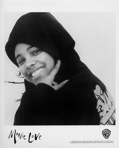 Monie Love Promo Print  : 8x10 RC Print