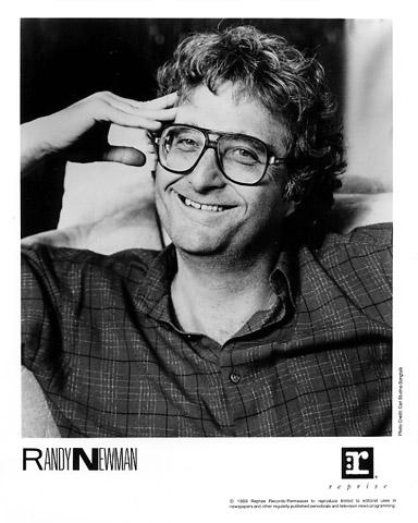 Randy Newman Promo Print  : 8x10 RC Print