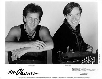 The O'Kanes Promo Print  : 8x10 RC Print