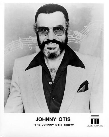 Johnny Otis Promo Print  : 8x10 RC Print