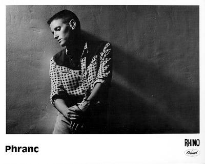 Phranc Promo Print  : 8x10 RC Print