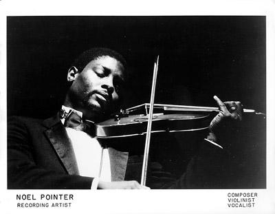 Noel Pointer Promo Print  : 8x10 RC Print