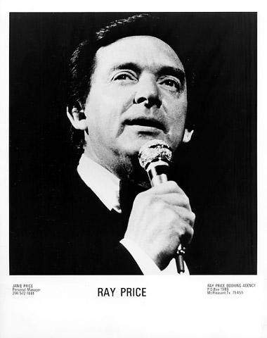 Ray Price Promo Print  : 8x10 RC Print
