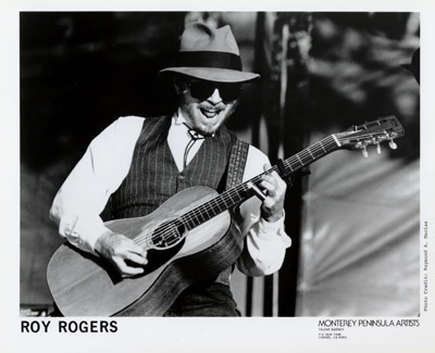 Roy Rogers Promo Print  : 8x10 RC Print