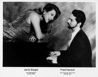 Janis Siegel Promo Print  : 8x10 RC Print