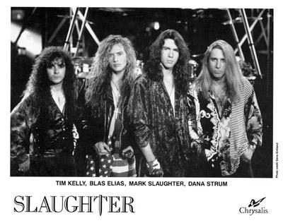 Slaughter Promo Print  : 8x10 RC Print