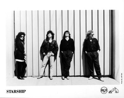 Starship Promo Print  : 8x10 RC Print