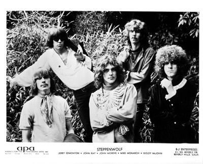 Steppenwolf Promo Print  : 8x10 RC Print