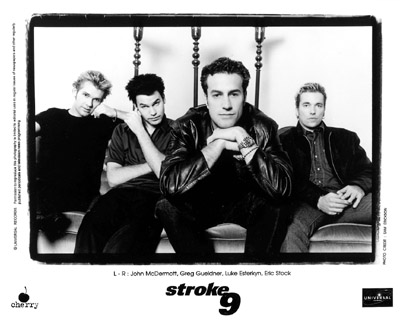 Stroke 9 Promo Print  : 8x10 RC Print