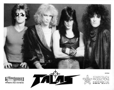 Talas Promo Print  : 8x10 RC Print