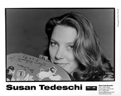 Susan Tedeschi Promo Print  : 8x10 RC Print