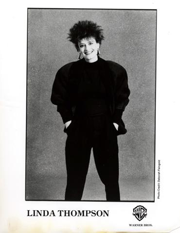Linda Thompson Promo Print  : 8x10 RC Print