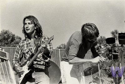 Loggins and Messina Vintage Print  : 8x10 RC Print