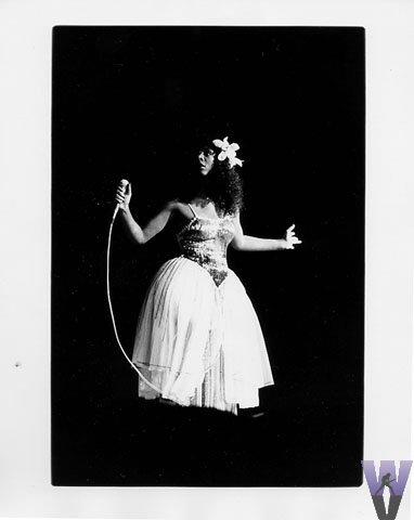 Donna Summer Vintage Print  : 8x10 RC Print
