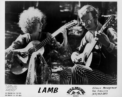 Lamb Promo Print  : 8x10 RC Print