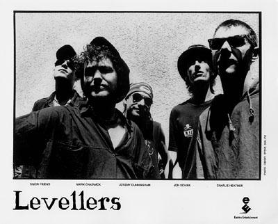 Levellers Promo Print  : 8x10 RC Print