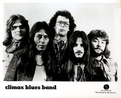 Climax Blues Band Promo Print  : 8x10 RC Print